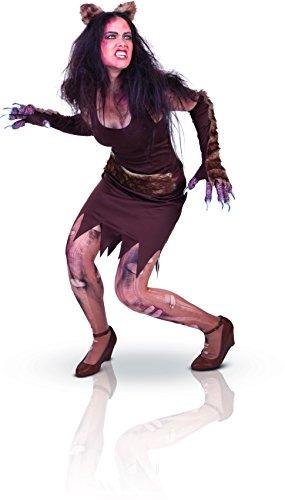 Rubie's-déguisement officiel - Rubie's- Déguisement Femme Wolfa - Taille Unique- S8230