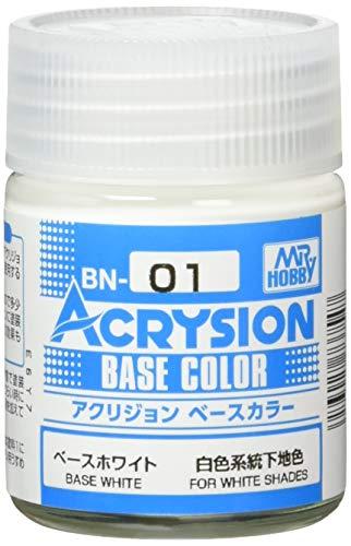 アクリジョン ベースカラー ベースホワイト