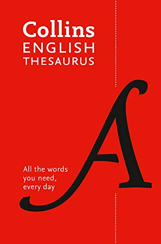 Paperback English Thesaurus Essential: All the words you need, every day