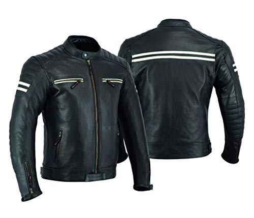 Motor Leather Jackets Men's