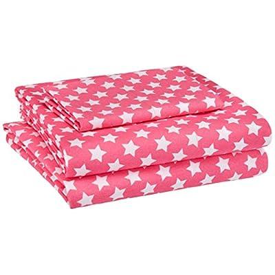 Amazon Com Minnie Mouse Twin Bedding Set