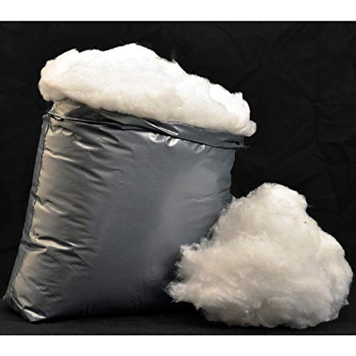 Willows Direct Polyester Hollow fibre Toy Stuffing (2kg)