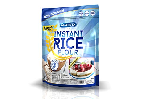 Quamtrax Gourmet Instant Rice Flour 2 kg (Cheesecake)