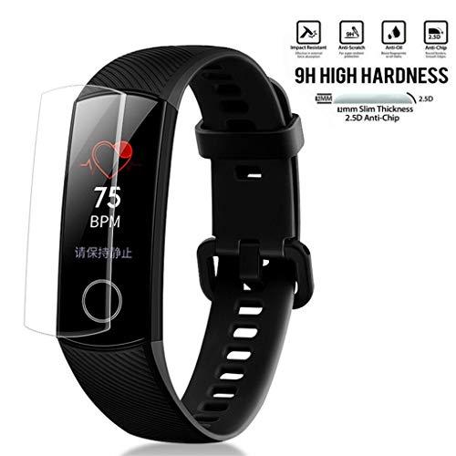 Película Tpu Gel Huawei Honor Band 4 Fitness ou 5 Oxigen Padrão C/ 2 Un.