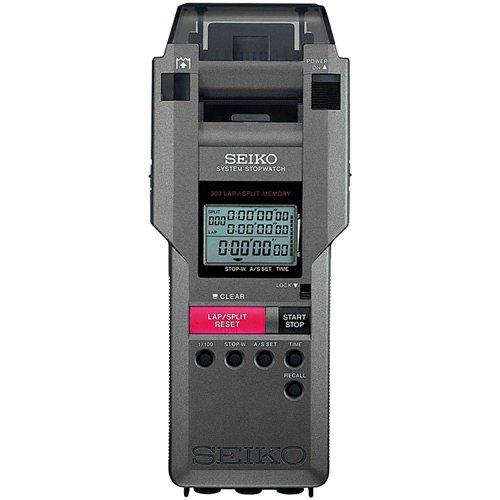 Big Sale Ultrak Seiko 300 Lap Memory Stopwatch with Printer System