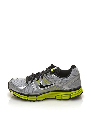 Nike Zapatillas Air Pegasus 28+ (GS) Gris/Amarillo/Negro EU 40