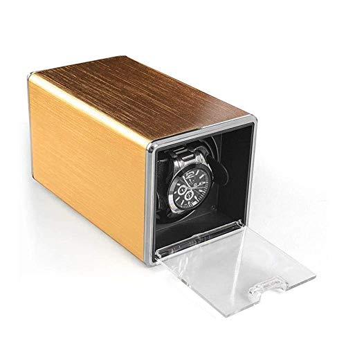 Caja de Almacenamiento de Relojes Agitador de Mesa Vertical Mecánico automático Mesa de Transferencia Mesa de agitación Bobinadora Caja de bobinado Inicio Mini Moda