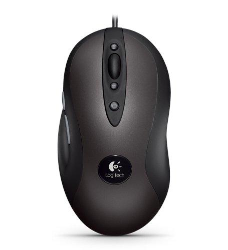 Logitech G400 optische Gaming Maus schnurgebunden