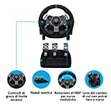 Immagine 2 logitech g920 driving force racing