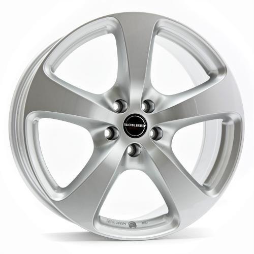 Borbet 405166500156360R160–A/A/0dB–Llantas de Aluminio de