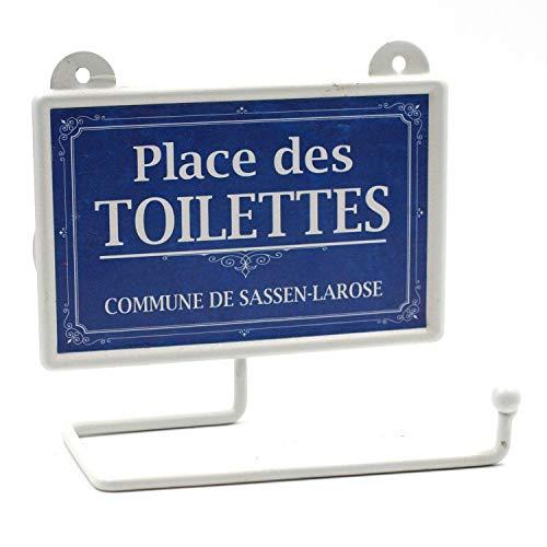 Dérouleur de Papier Toilette Humoristique - Place des Toilettes