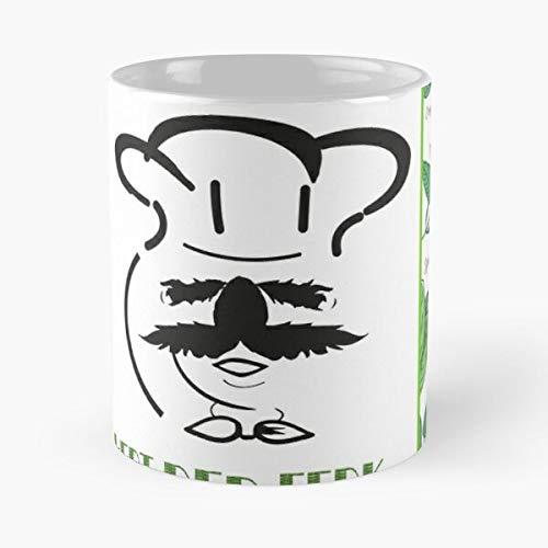 Vert Der Ferk Cook Funny T-shirt Classic Mug - 11,15 Oz.