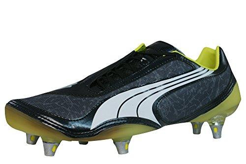 Puma v1.08 Tricks SG Mens Football Boots Cleats-Grey-42