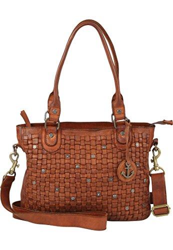 Harbour 2nd Damenhandtasche Ysabel Cognac Tasche