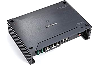 Kenwood X502-1 eXcelon 500-Watt @ 2 Ohms Class D Subwoofer Amplifier