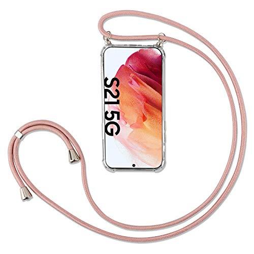 Handykette Kompatibel mit Samsung Galaxy S21 5G (6.2