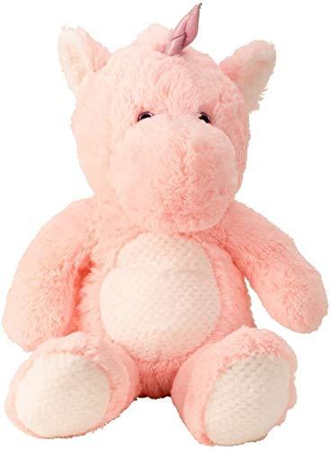 Grote eenhoorn knuffel knuffel roze XL 80 cm hoog en fluweelzacht - om van te houden