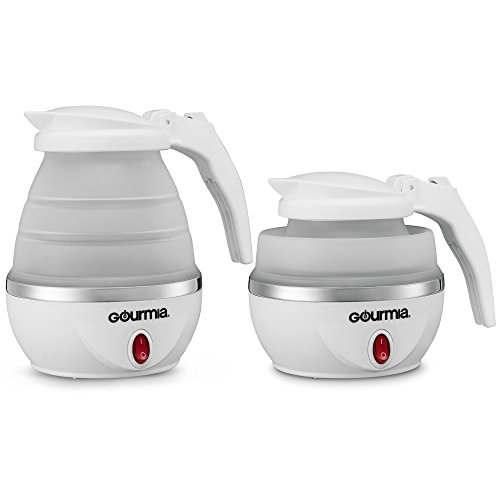 Best Gourmia Travel Electric Kettle