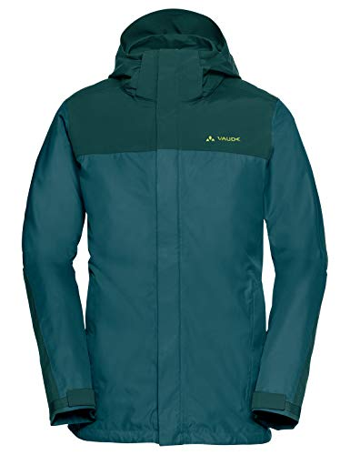 VAUDE Men's Escape Pro II, Regene Jacket Homme, Pétrole, s