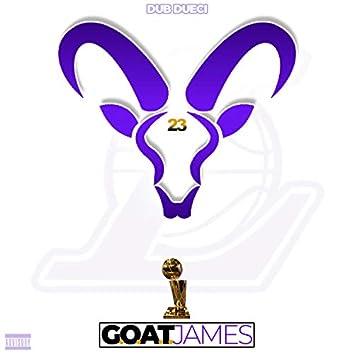 G.O.A.T. James
