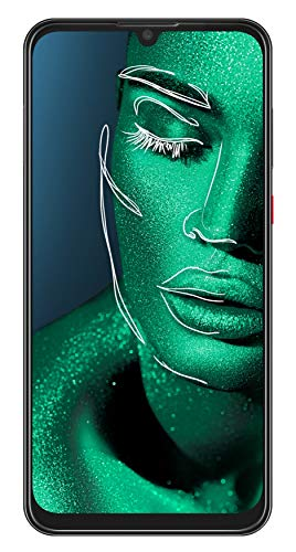 ZTE Smartphone Blade 10 (16 cm (6,3 Zoll) FHD+ Bildschirm, 64 GB interner Speicher, 32 MP AI-Selfie- & 16+5 MP Dual-Hauptkamera, Dual-SIM, Android 9) Schwarz
