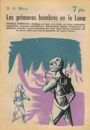 Los primeros hombres en la Luna (Libros Mablaz)