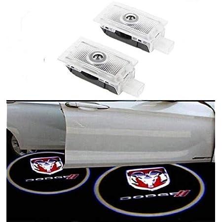 Defov Türbeleuchtung Einstiegsleuchte Autotür Licht 3d Logo Citroen Logo Auto