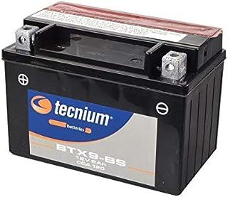 Batería BTX9-BS 12V 8A Tecnium