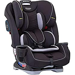 Group 0+/1/2/3 car seat - suitable from birth up to 12 years (approx. 36 Kg ) 3-in-1 car seat with removable cup holder Rearward facing for longer - from birth to approx. 4 years (0-18 Kg ) Forward facing harness mode from 9 months to approx. 4 years...