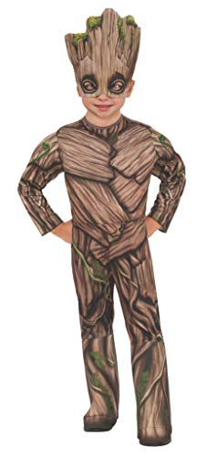 Guardians Of The Galaxy Vol 2 Baby Groot Deluxe Child Costume 3-4T