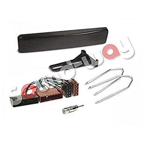 Kit de Montaje Marco para Radio Adaptador autorradio 1 DIN Ford Cougar Escort Fiesta Focus