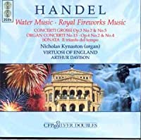 Handel;Water Music/Royal