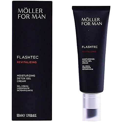 Anne Moller Pour Homme Moisturizing Detox Gel Cream Tratamiento Facial - 50 ml