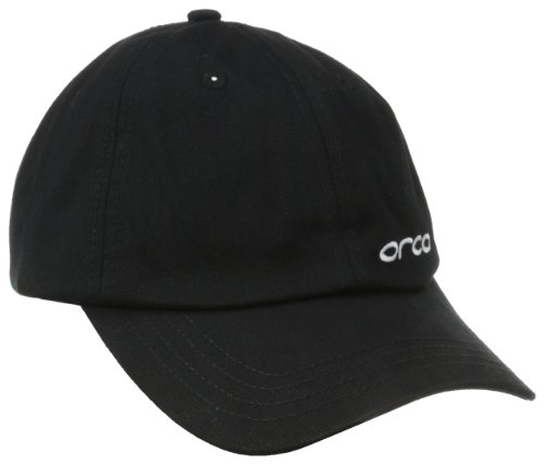 Orca Gorra informal de ajuste flexible. - BVAK, XL, Negro