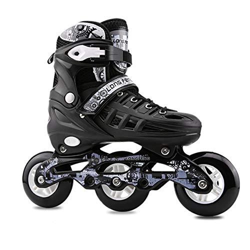 Inline Speed Skates Schuhe Rollschuhe Sneakers Roller Damen Herren Rollschuhe FüR Erwachsene Skates Inline