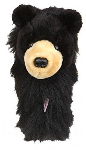 Black Bear Daphne's, Motiv: Golfschläger-Haube, 460cc Driver 1 Holz-Kopf