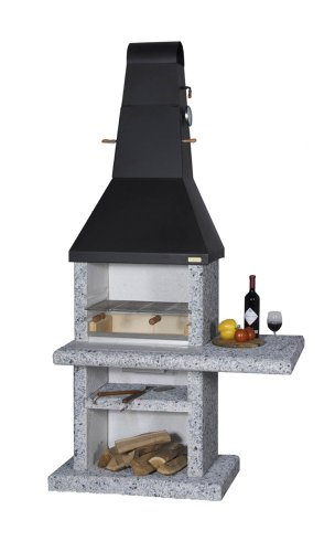 Wellfire Party Quatro Grillkamin 4 in 1
