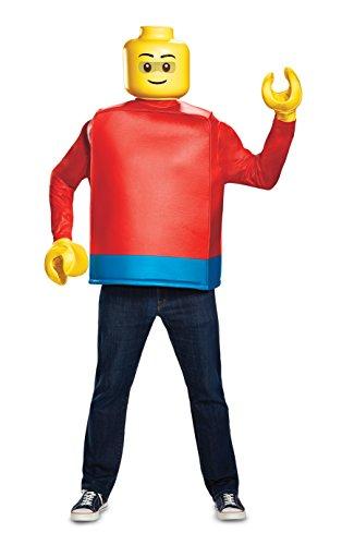 LEGO DIS14244 Klassiek Kostuum, Heren, One Size