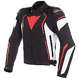Chaqueta Moto Hombre Textil Impermeable con Armadura Traje d