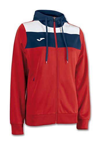 Joma 900142.600 Veste Sportswear, Rouge, FR : XXL (Taille Fabricant : 2XL)