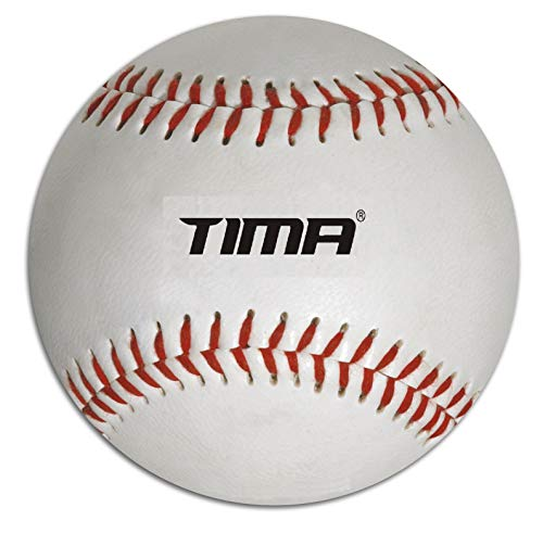 TIMA® Baseball (Leather) Official Size (9 Inch)