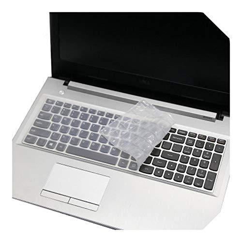 17.3 15.6 inch Keyboard Protector Cover Skin For Lenovo Ideapad 700-15ISK Y700-15 Y700 700-15 z510 z50 g50-80 y50-70 Y500-Clear-
