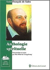Anthologie spirituelle par Max Huot de Longchamp