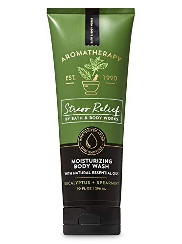 Bath & Body Works Aromatherapy Eucalyptus Spearmint Moisturizing Body Wash 10 fl oz / 296 mL