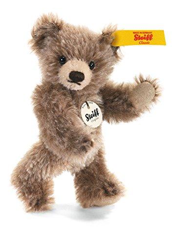 Steiff 40023 - Mini Teddybär, 10 cm, braun gespitzt