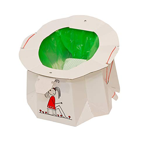 Hippychick Tron Disposable Travel Potty