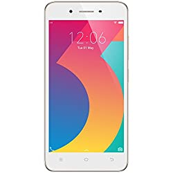 Vivo Y53i 1606 (Crown Gold) Without Offer