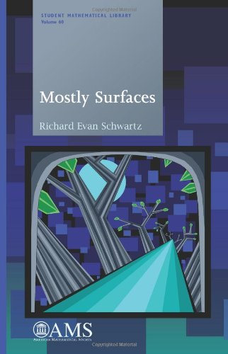 Schwartz, R:  Mostly Surfaces (Student Mathematical Library, Band 60)