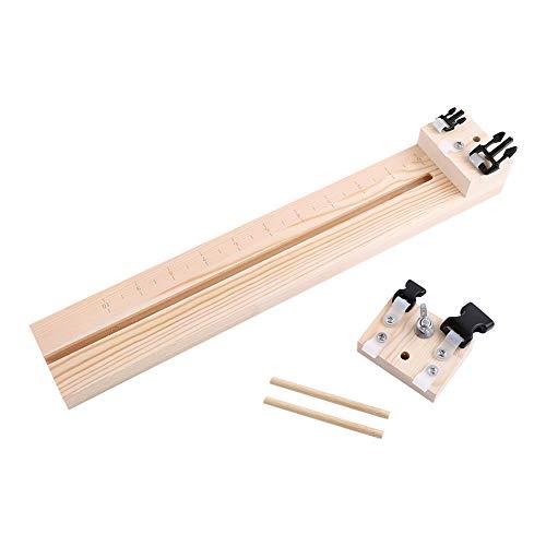 Starbun DIY Armband-Werkzeug - DIY justierbare Jig Armband Maker Armband Maker Umbrella-Seil-Armband Strickwerkzeug