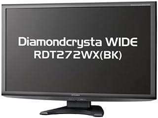 MITSUBISHI 27型 三菱液晶ディスプレイ RDT272WX(BK)